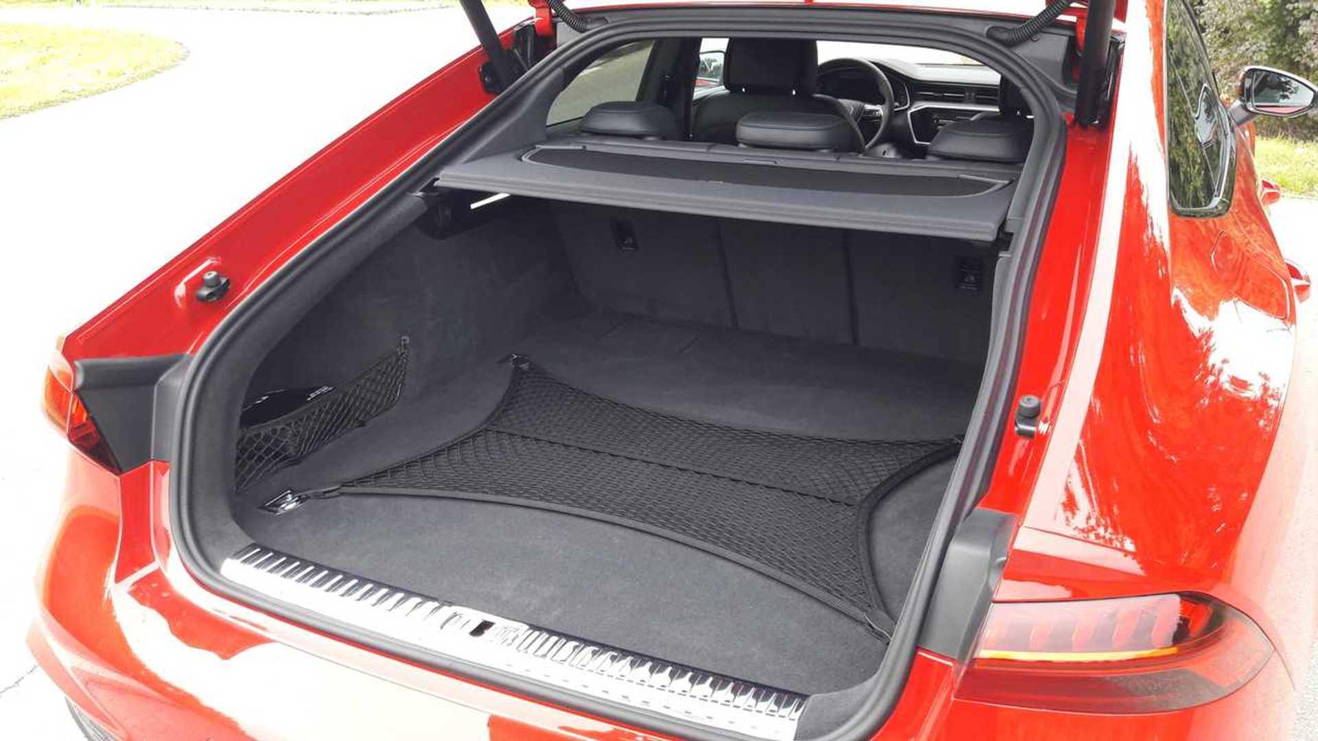 Audi A7 Sportback 55 Tfsi E Quattro Neuer Plug In Hybrid Im Test