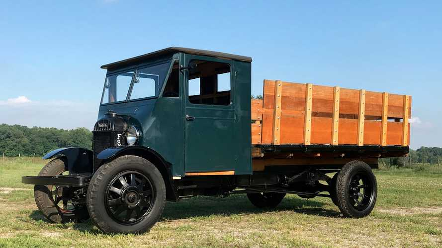 1926 Fordson Prototype Sells For $90K