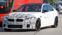 bmw m5 cs new v8