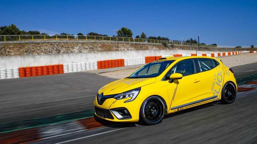 Nouvelle Renault Clio Cup - Un avant-goût de la Clio R.S.