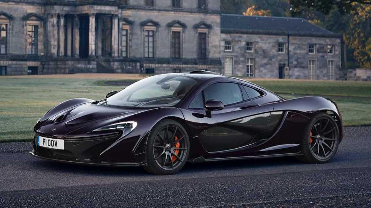 6. McLaren P1