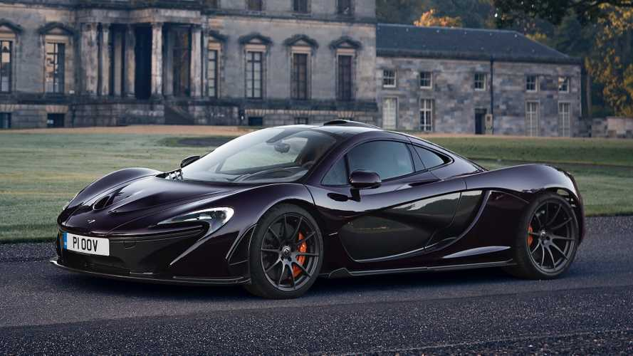McLaren P1 hybrid hypercar successor coming in 2024