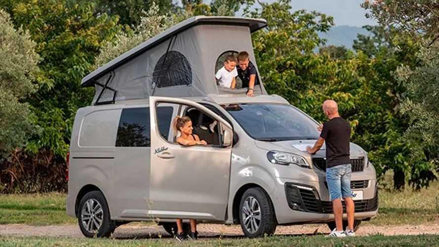 Peugeot Expert Kubber