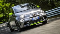 2019 Abarth 595 Pista special edition
