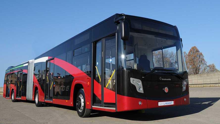 225 bus Menarinibus Citymood al Comune di Roma