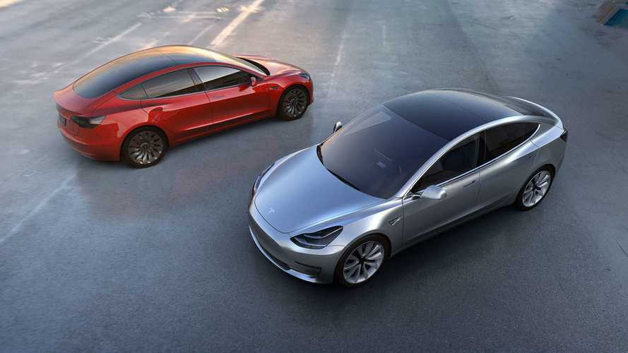 2. Tesla Model 3 Standard Range Plus