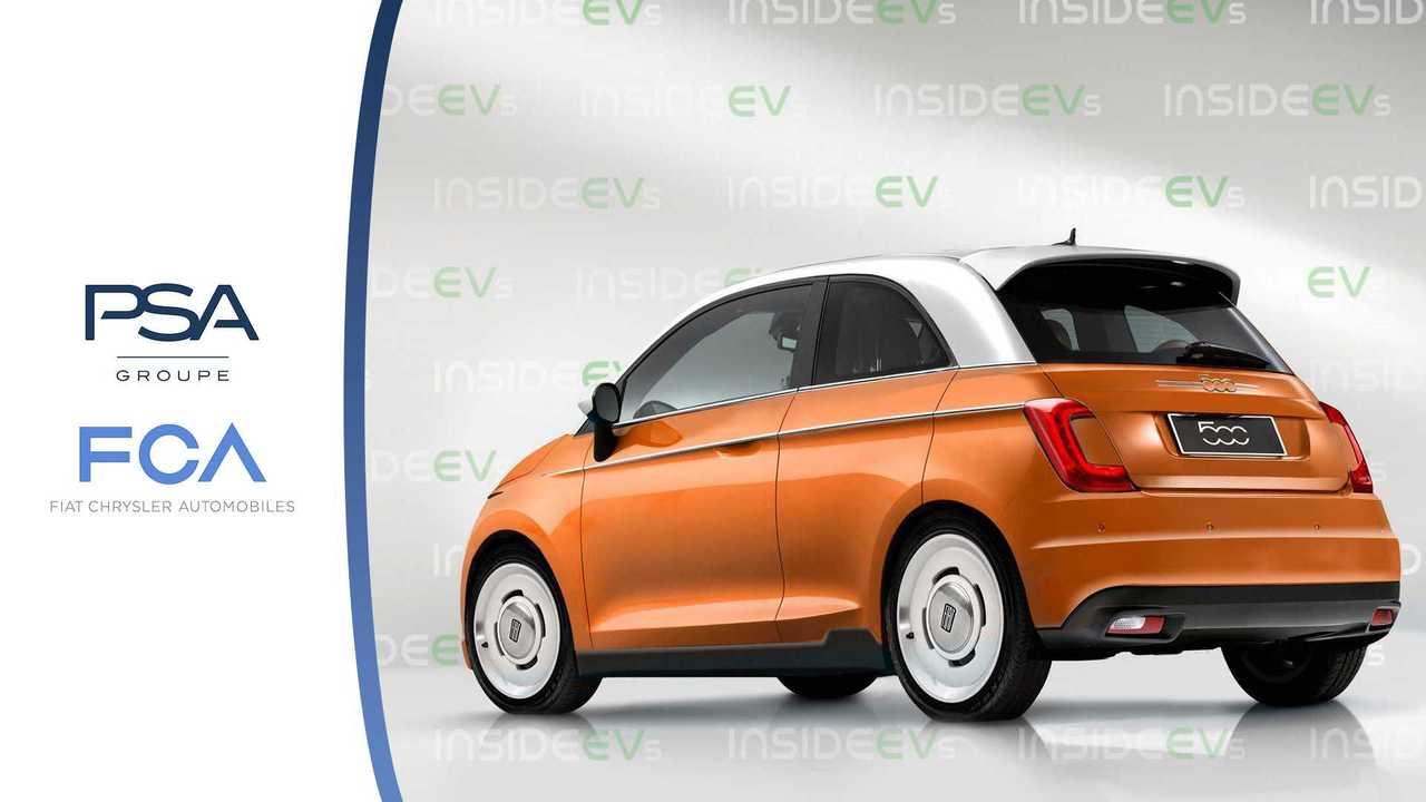 FCA PSA, tutto il potenziale dell'alleanza per l'auto elettrica