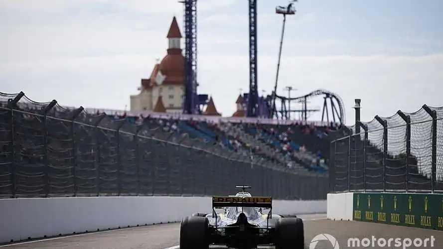 La F1, sin descanso: los horarios del GP de Rusia 2019