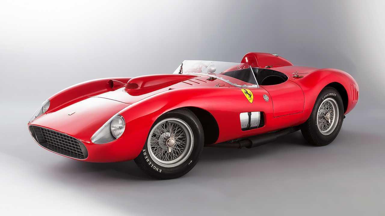 Ferrari 335 Sport 1957 - 32 milioni di euro
