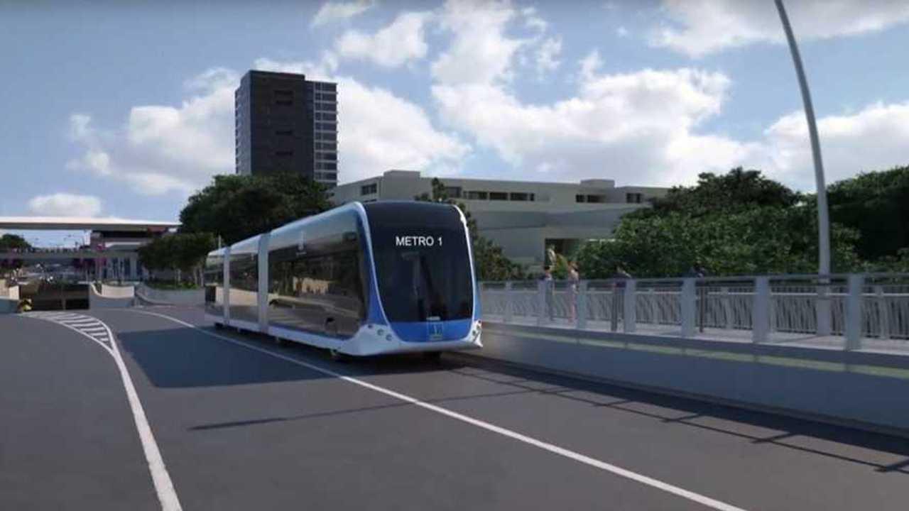Brisbane Metro EV (Source: Brisbane City Council)