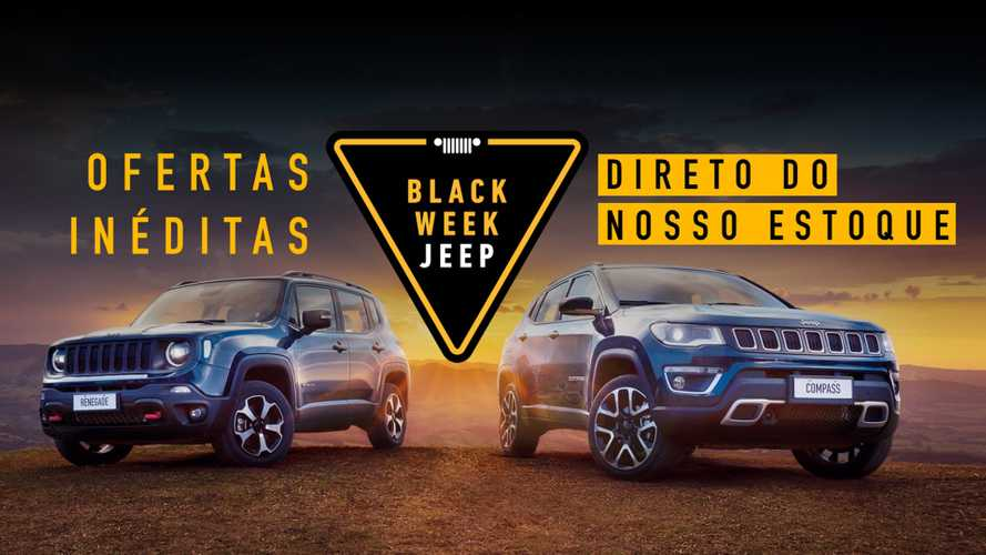Jeep Black Friday
