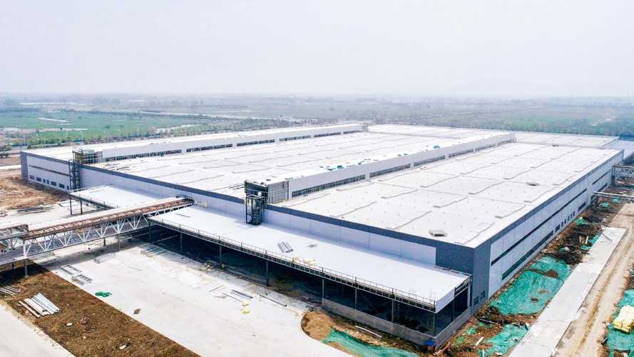 Byton Presents Its Manufacturing Plant In Nanjing, China: Video