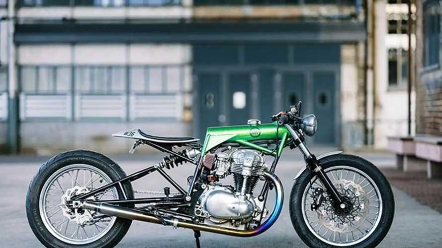 Schlachtwerk's Wasabi: 2012 Kawasaki W800