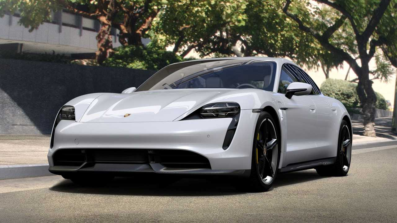 Porsche Taycan: All-New Electric Sportscar Debuts At $150,000
