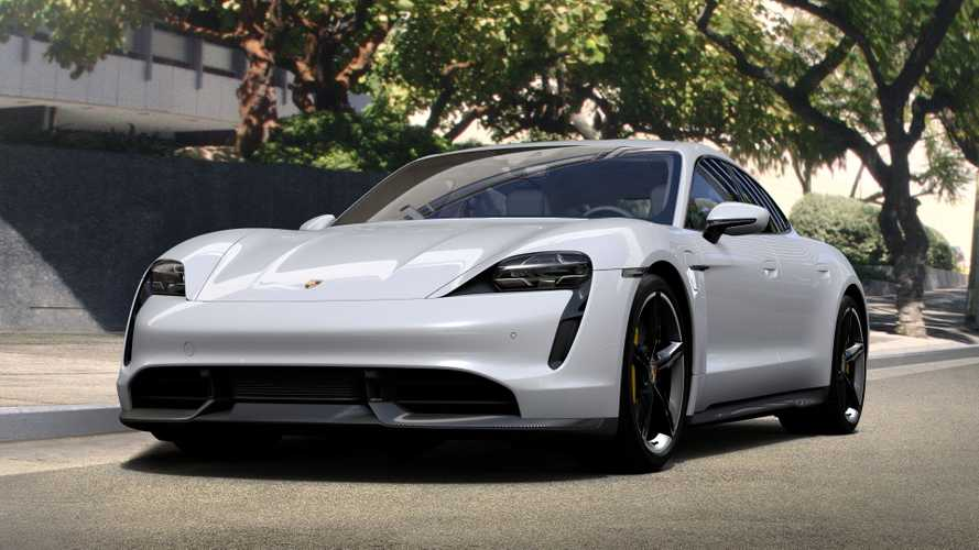 Porsche Taycan: All-New Electric Sports Car Debuts At $150,000