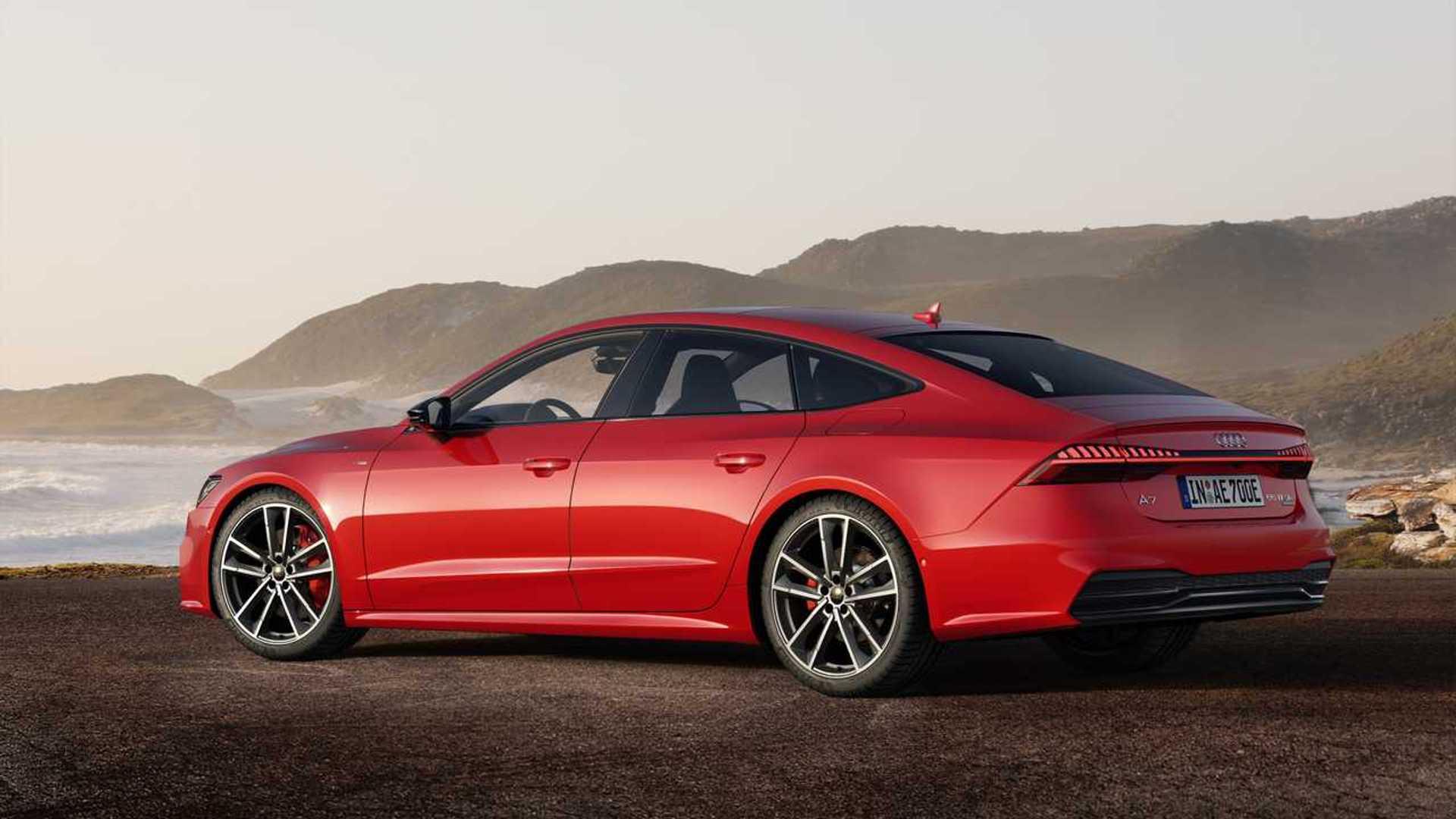 Audi A7 Sportback híbrido estreia nos EUA pelo equivalente ...
