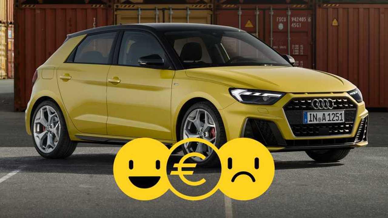 promozione-settimana Audi A1 Sportback
