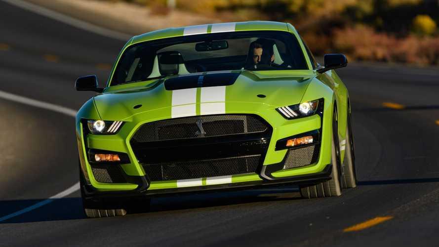 Entretien avec le designer de la Ford Mustang Shelby GT500