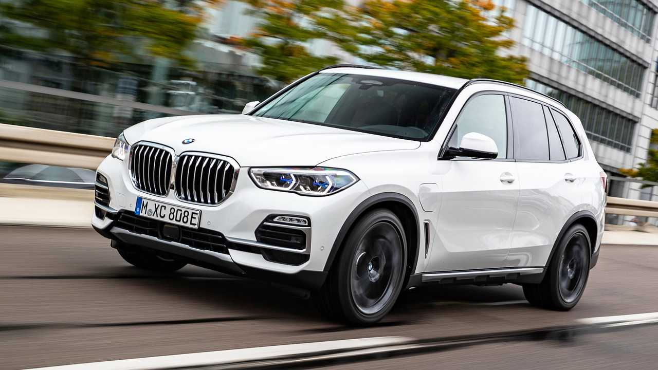 BMW X5 PHEV (2020) im Test