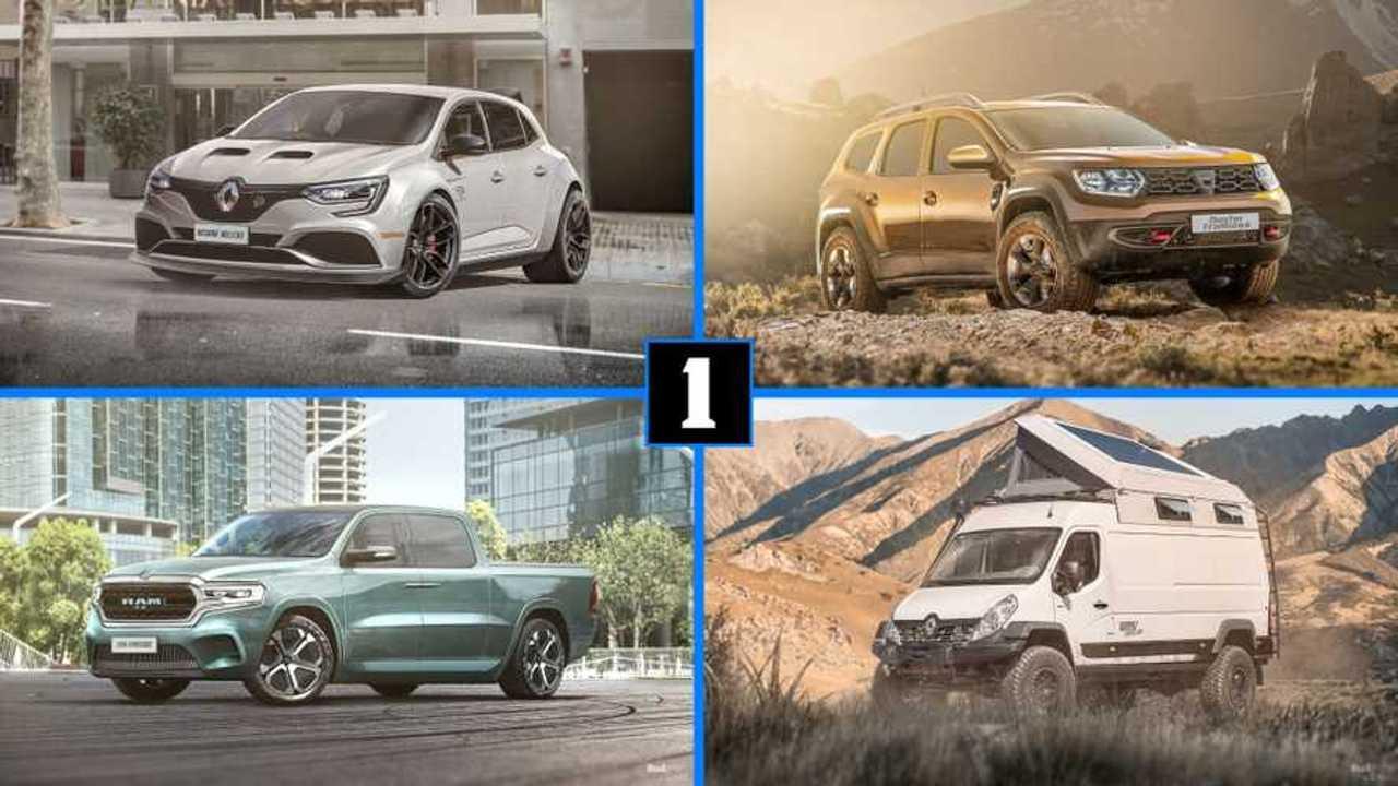 Failed FCA-Renault Merger Talks Lead To Nine Crazy Car Mashups