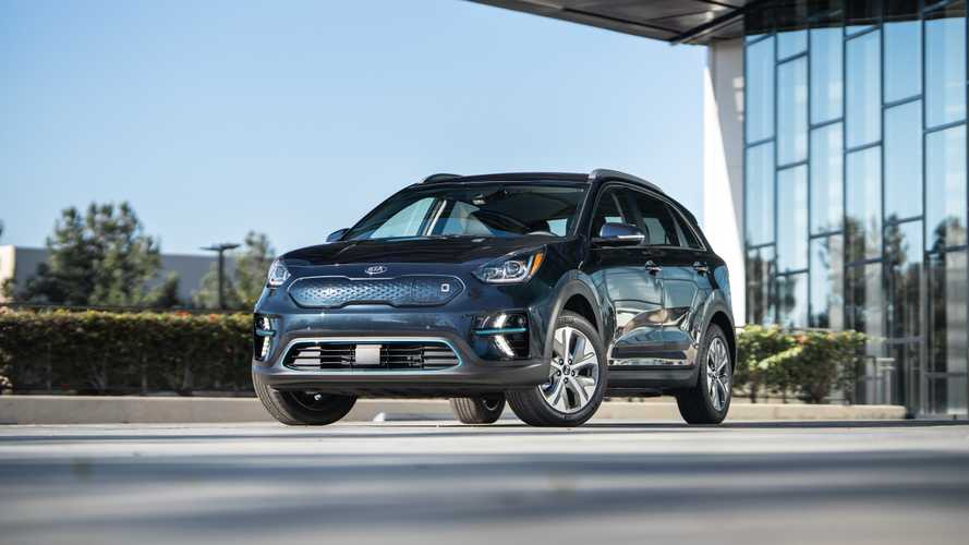 Kia e-Niro fares well in 700-mile UK road trip