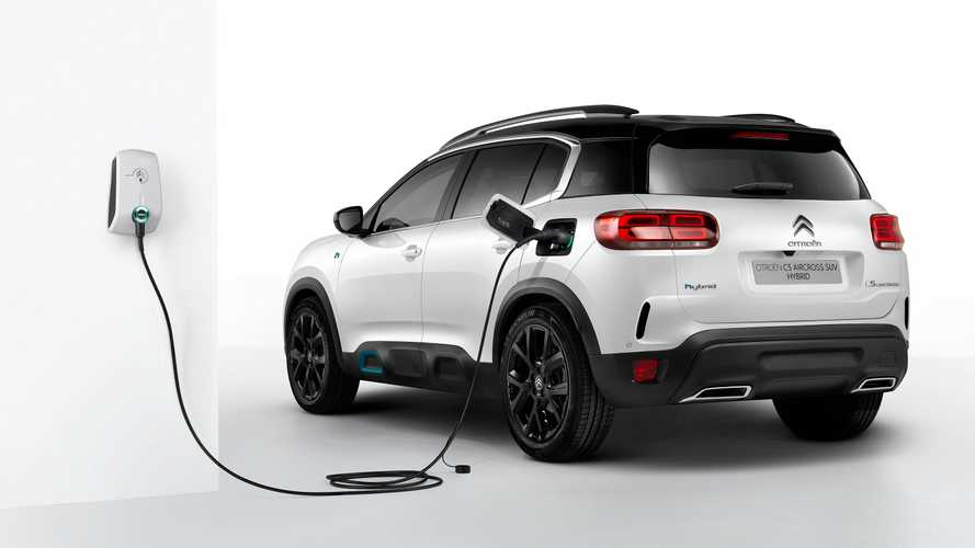 Citroen C5 Aircross plug-in hybrid to debut in Brussels at £35,340