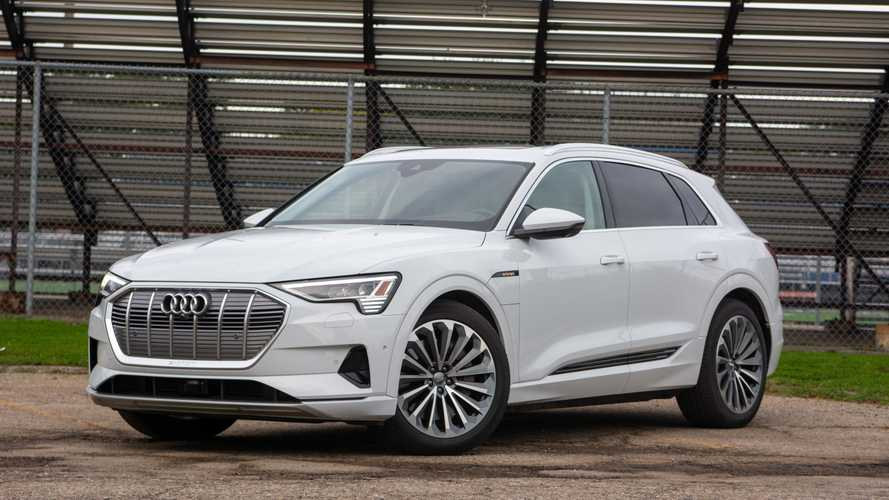 2020 Audi E-Tron: Review