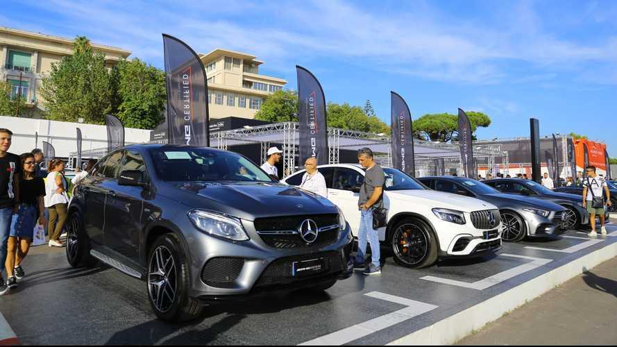 Mercedes presenta Certified, il nuovo programma per l'usato