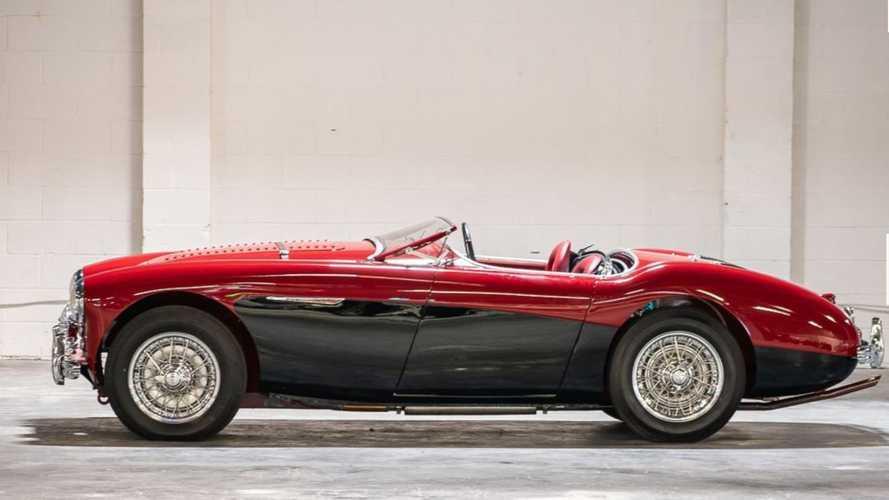 Stun Everyone In This Rare 1956 Austin-Healey 100M LeMans
