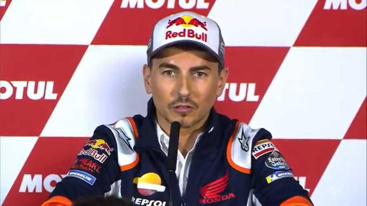 Jorge Lorenzo Retires From MotoGP