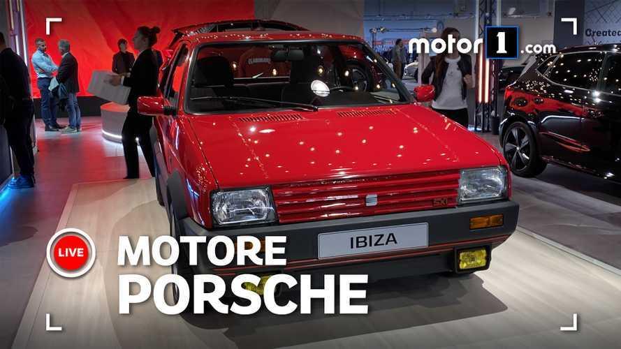 Seat Ibiza, quella con il motore Porsche ad Auto e Moto d'Epoca 2019
