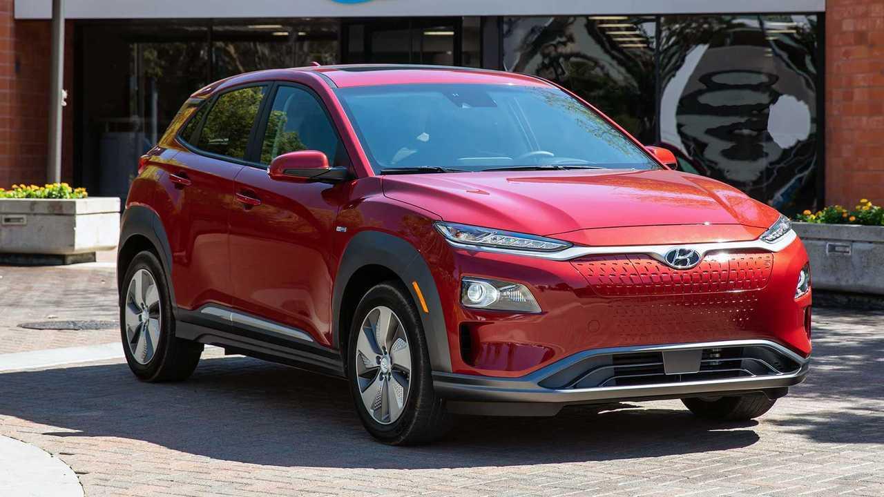 6. Hyundai Kona Electric