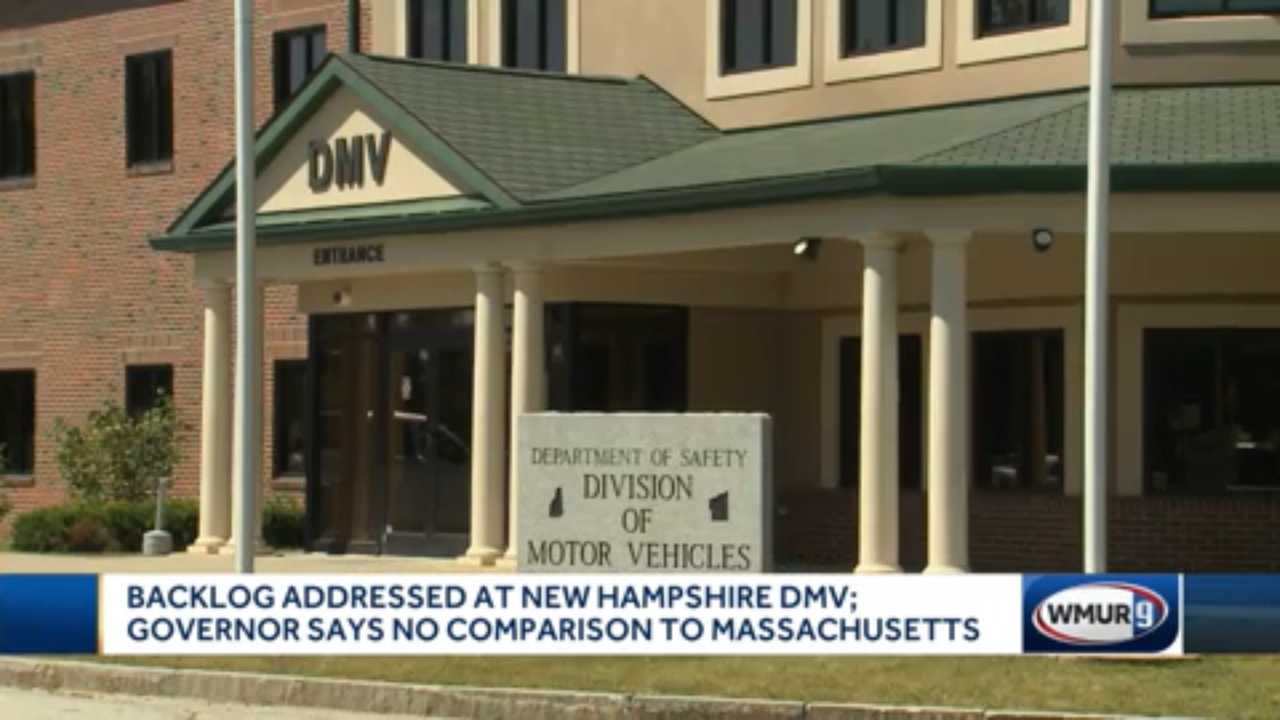 New Hampshire DMV modernizing after deadly June crash