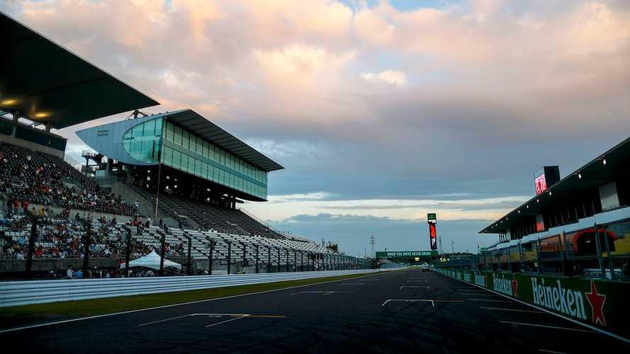 F1 - Journée de samedi annulée à Suzuka en raison du typhon