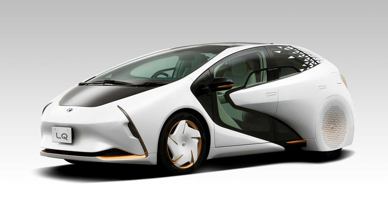 Toyota LQ Concept (2019)