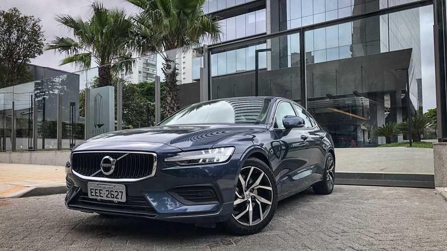 Volvo S60 é destaque nas vendas de sedãs premium; BMW Série 3 recua