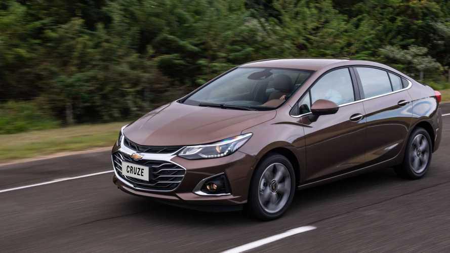 Chevrolet Cruze 2020 começa a ser vendido por R$ 122.790