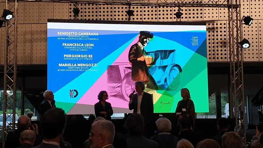 Il nuovo allestimento del Museo Auto Torino dedicato a Carlo Biscaretti