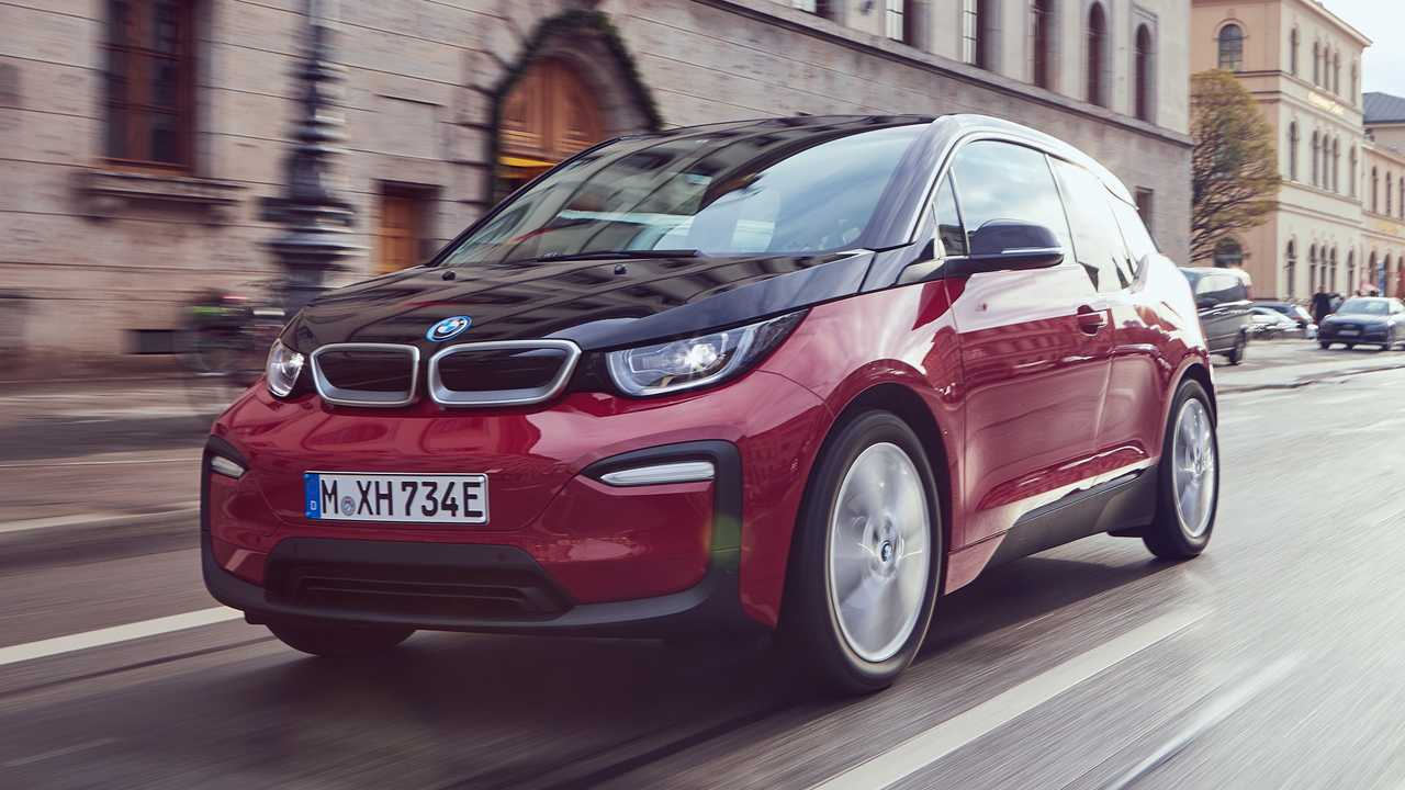 BMW i3 (hasta 310 km)