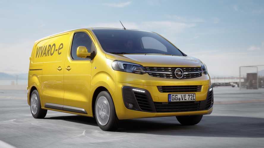 Opel Vivaro-e, la terza generazione è anche elettrica