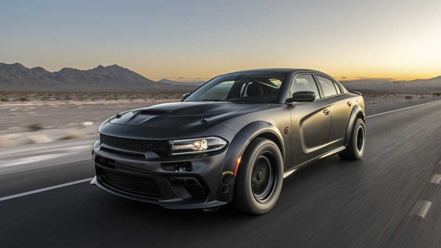 Dodge Charger de doble turbo y tracción total por SpeedKore