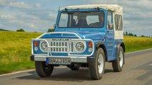 Zeitreise: Unterwegs im Suzuki LJ 80 (1978-1982)