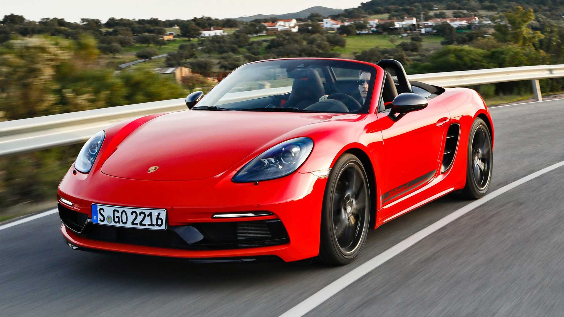 2020 Porsche 718 Boxster T, Cayman T Bring Their Agility ...