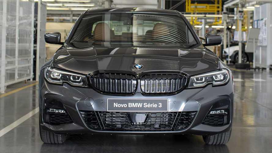 Sedãs premium mais vendidos: BMW Série 3 dobra volume em um ano