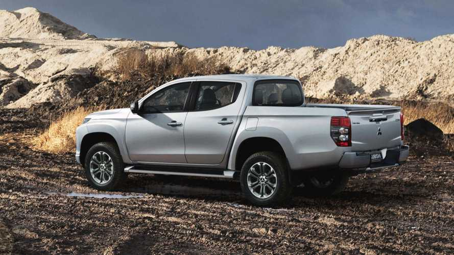 Mitsubishi L200 (deutsche Version, 2019)
