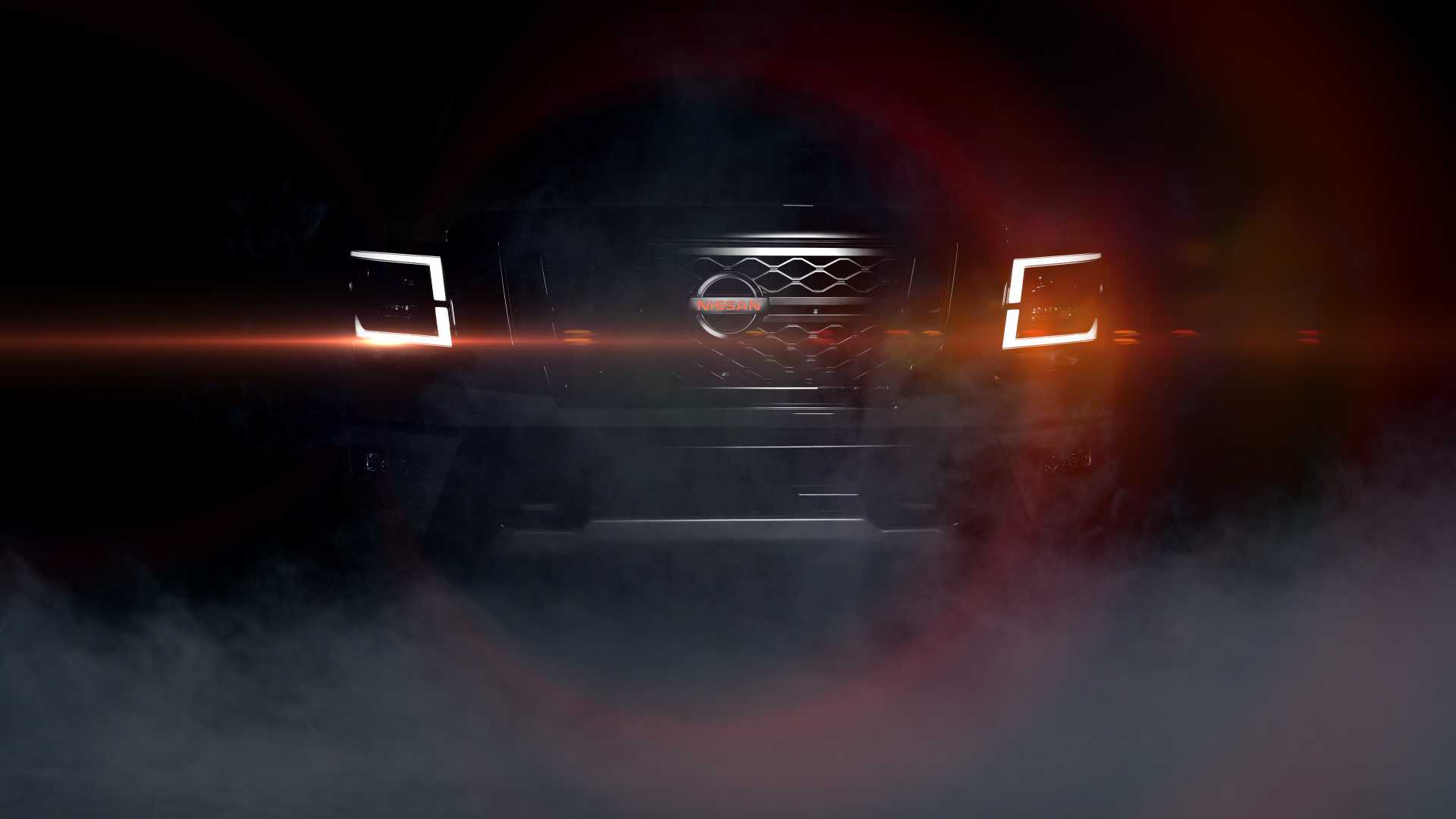 'Hot' 2020 Nissan Titan Teased Ahead Of September 26th Debut