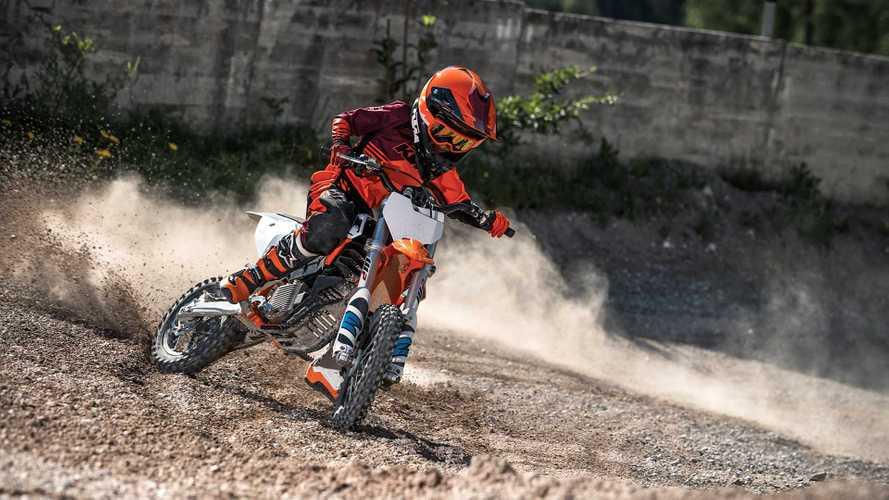 KTM SX-E 5: Neues Elektro-Motorrad für Kinder