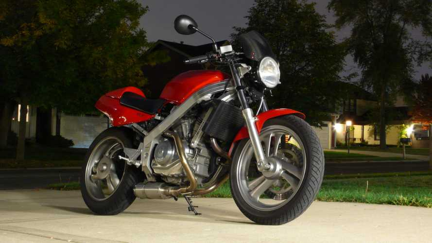 Meet The RideApart Team's Bikes: Janaki's Honda Hawk GT