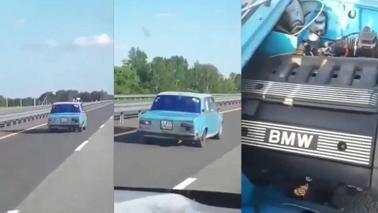 Lada, BMW