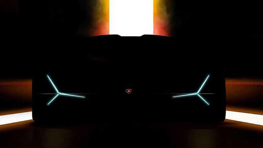 Préparez-vous à découvrir une nouvelle Lamborghini !
